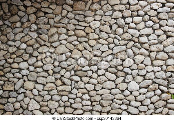 stone wall - csp30143364