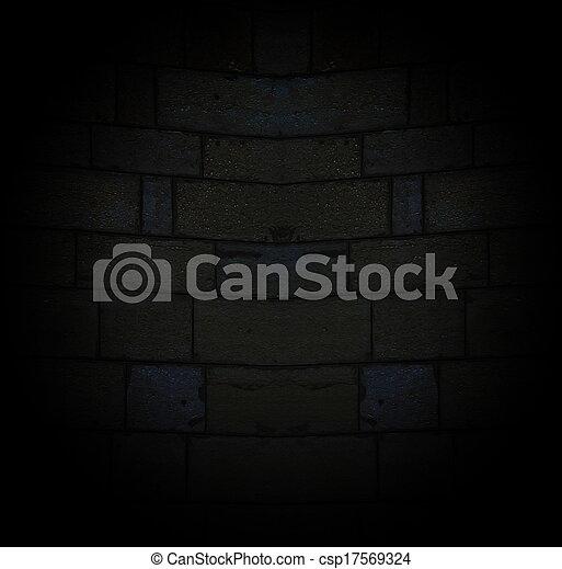 Stone wall - csp17569324