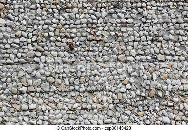 stone wall - csp30143423