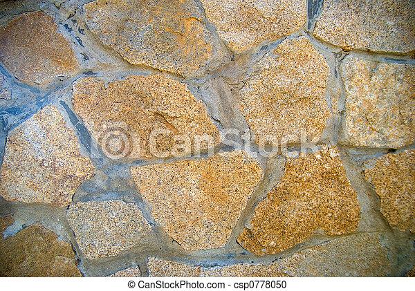 stone wall - csp0778050
