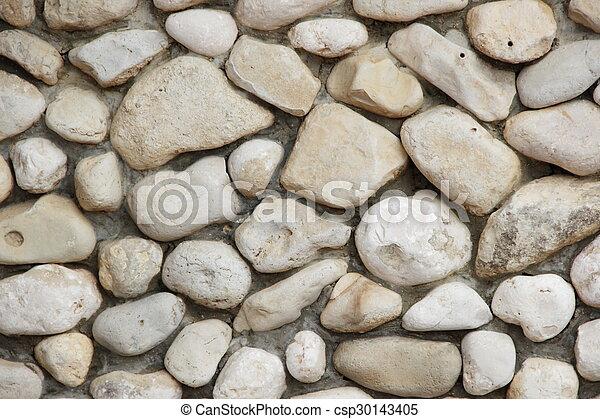 stone wall - csp30143405