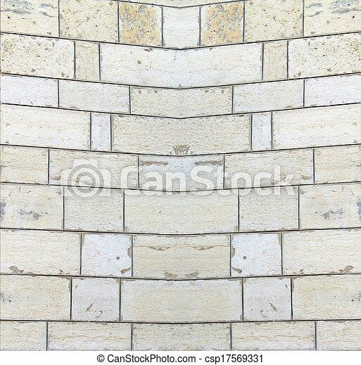 Stone wall - csp17569331