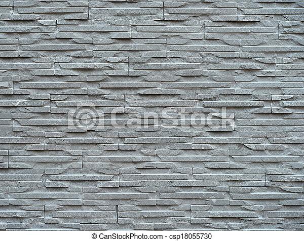 stone wall - csp18055730