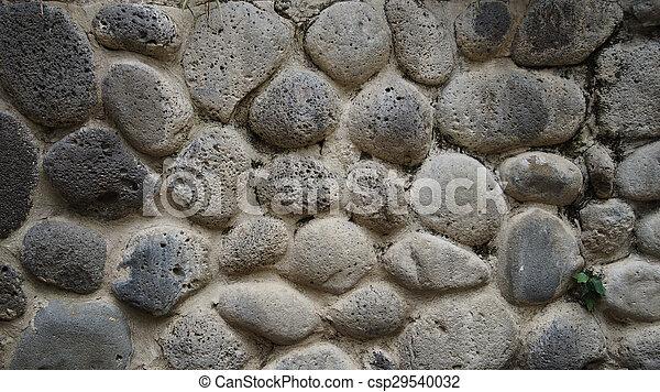 stone wall - csp29540032