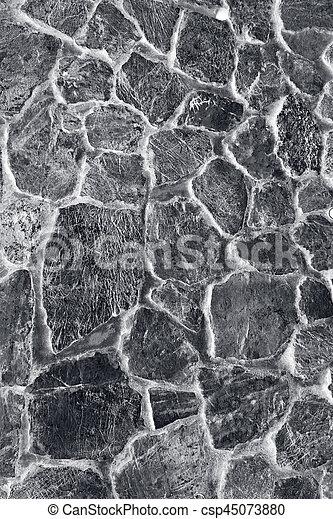 stone wall texture - csp45073880