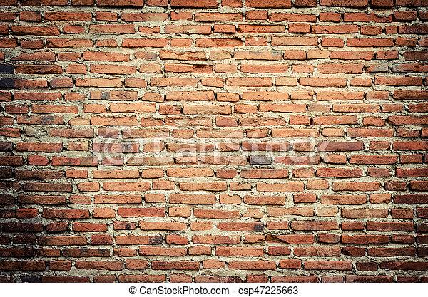 stone wall texture - csp47225663