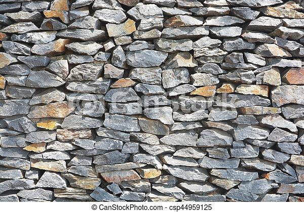 stone wall texture - csp44959125
