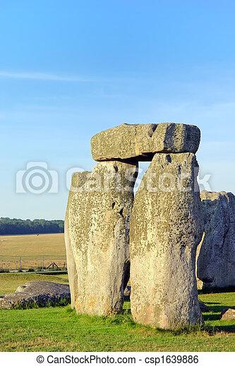 stonehenge - csp1639886