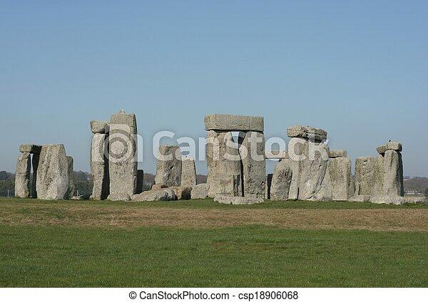 stonehenge - csp18906068