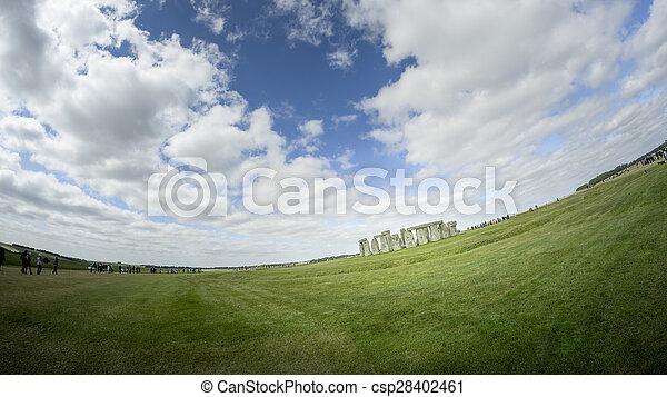 stonehenge - csp28402461