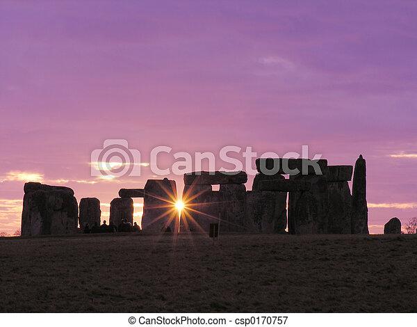stonehenge - csp0170757