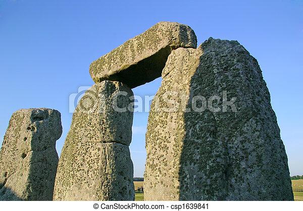 stonehenge - csp1639841