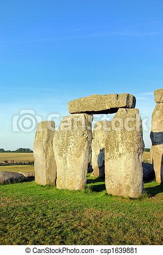 stonehenge - csp1639881