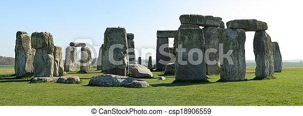 stonehenge - csp18906559