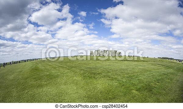 stonehenge - csp28402454