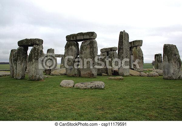 stonehenge - csp11179591