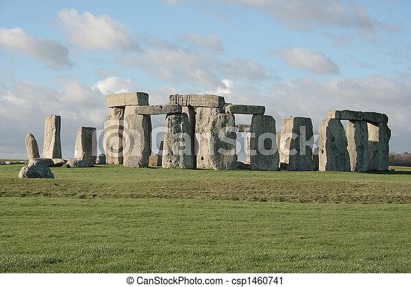 Stonehenge - csp1460741
