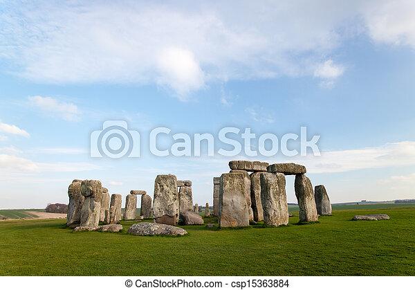 stonehenge  - csp15363884