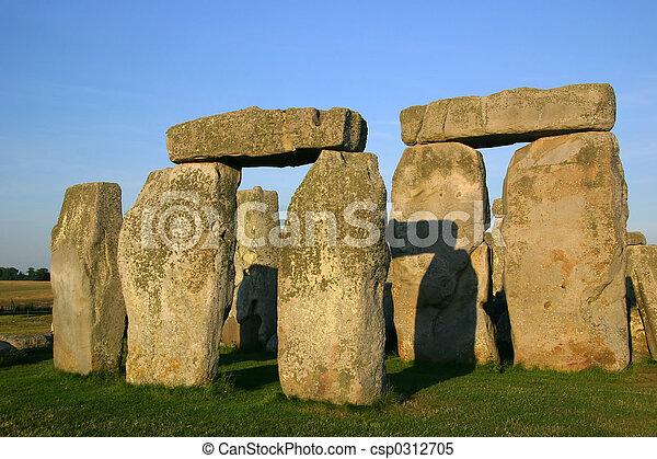 Stonehenge - csp0312705