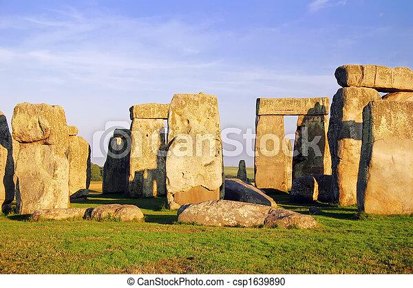 Stonehenge - csp1639890