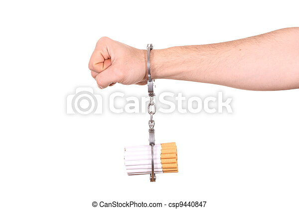 stop smoking - csp9440847