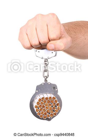stop smoking - csp9440848