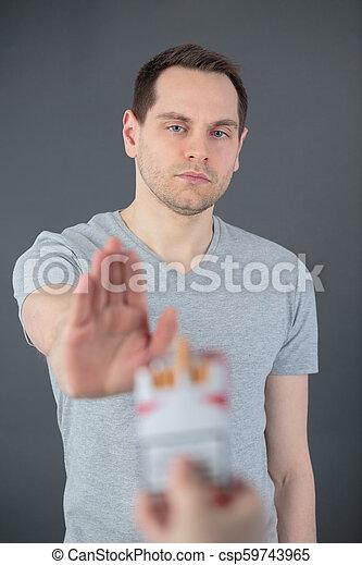 stop smoking - csp59743965