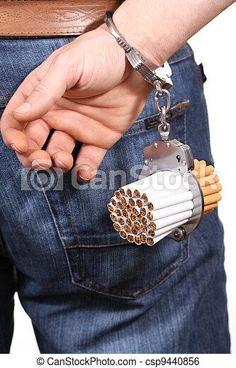 stop smoking - csp9440856