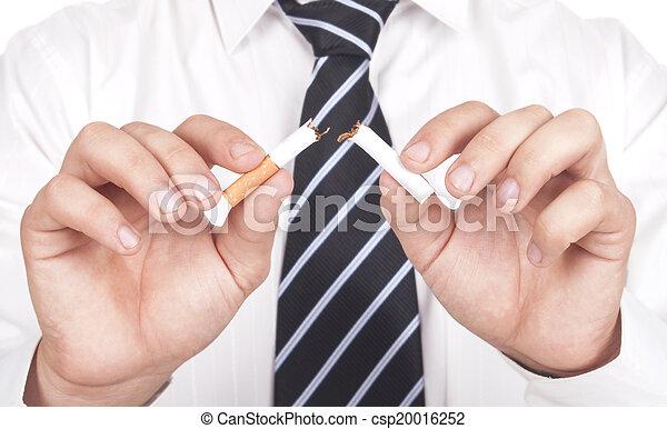 Stop smoking - csp20016252
