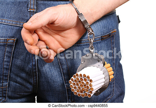 stop smoking - csp9440855