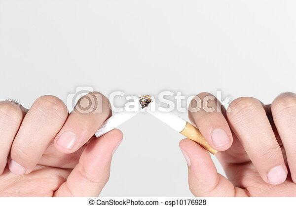 stop smoking - csp10176928