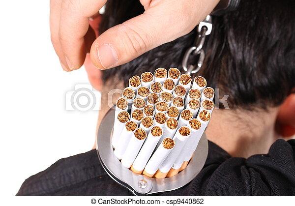 stop smoking - csp9440862