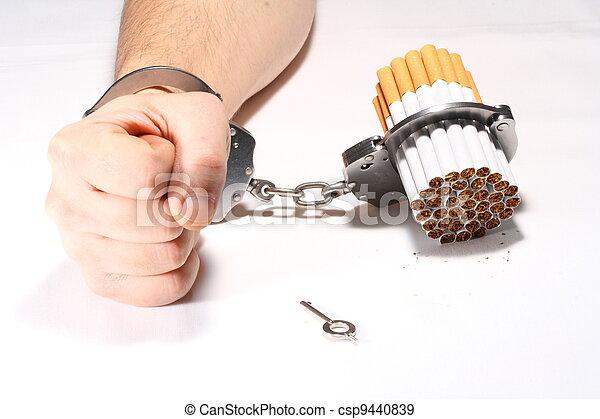 stop smoking - csp9440839