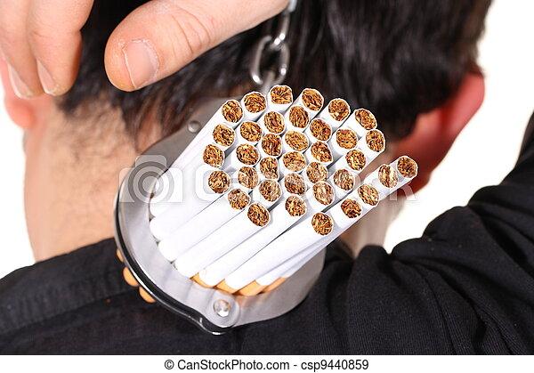 stop smoking - csp9440859