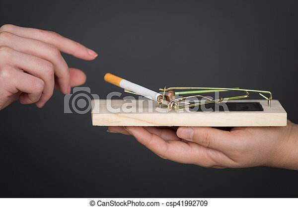 stop smoking - csp41992709