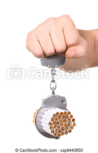 stop smoking - csp9440850