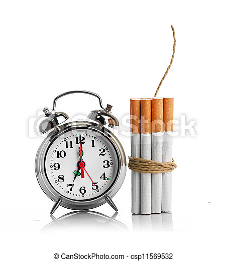 stop smoking - csp11569532