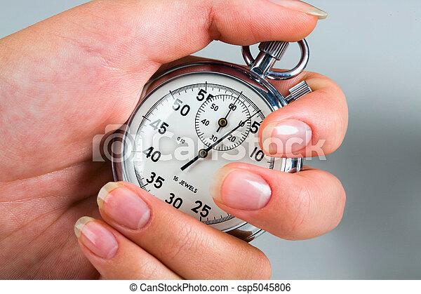 stop-watch - csp5045806
