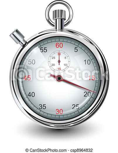 Stop watch - csp8964832