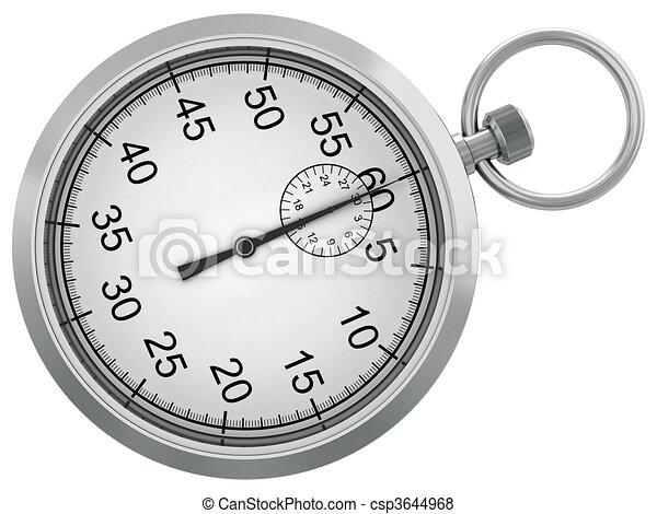 stop watch - csp3644968