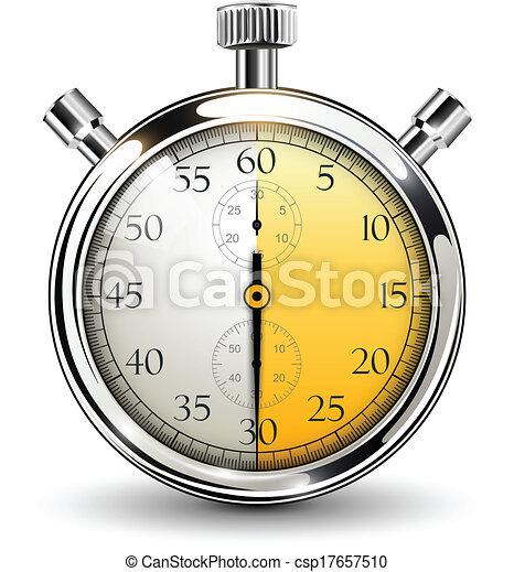 Stop watch - csp17657510