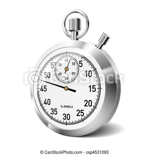 Stopwatch - csp4531093
