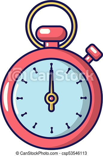 stopwatch icon cartoon style stopwatch icon cartoon vector rh canstockphoto ca digital stopwatch clipart stopwatch clipart png