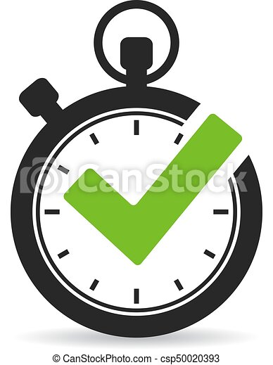 stopwatch vector icon isolated on white background eps vectors rh canstockphoto com stopwatch vector free stopwatch icon vector free