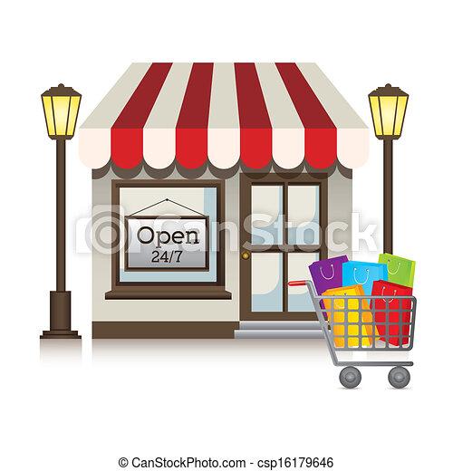 store  - csp16179646