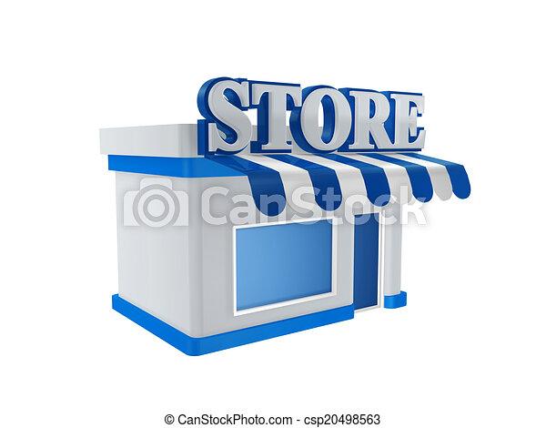 store shop - csp20498563