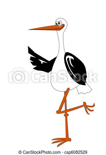 Stork - csp6082529