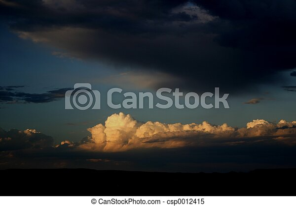 Storm Approaching - csp0012415