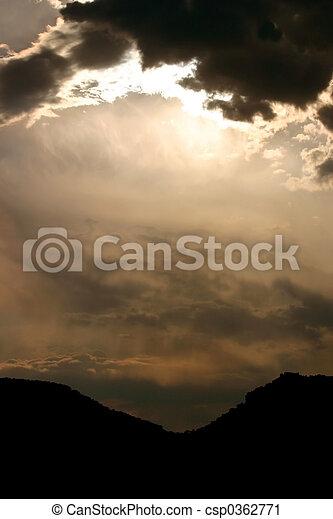 Storm Clouds - csp0362771
