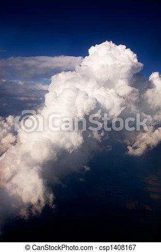Storm Clouds - csp1408167